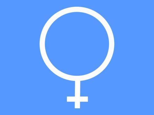 Symbol für das weibliche Geschlecht