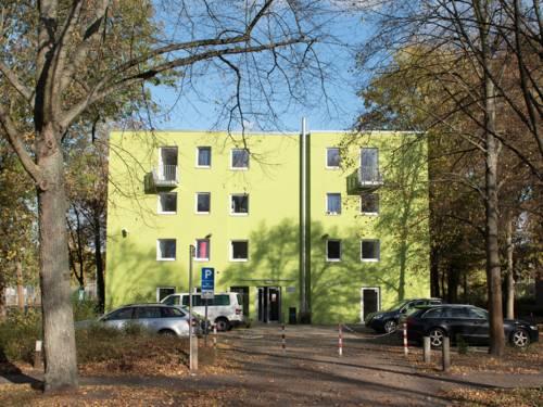 Die Unterkunft in der Hildesheimer Straße