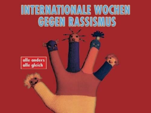 Logo der Internationalen Wochen gegen Rassismus