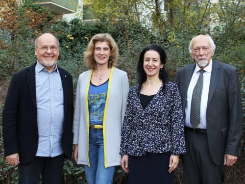 Die Mitglieder der Jury zum Gesellschaftsfonds Zusammenleben