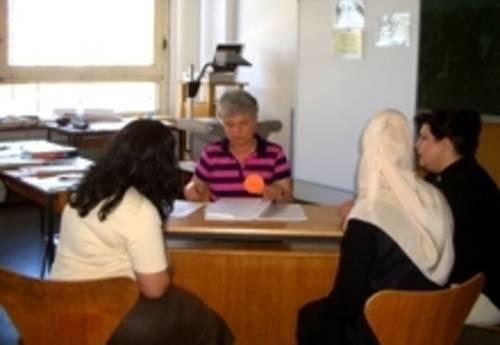 Integrationslotsen in der Ausbildung: Praktische Übung - Auf dem Amt