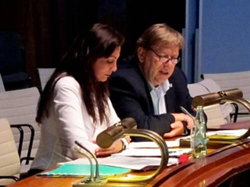 Migrationsausschuss am 13.10.2011