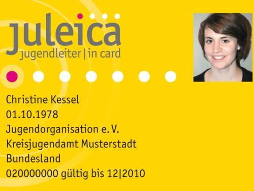 JugendleiterIn Card