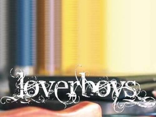 Schriftzug Loverboys