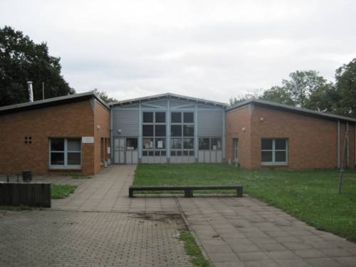 Außenaufnahme des Jugendzentrums Oberricklingen