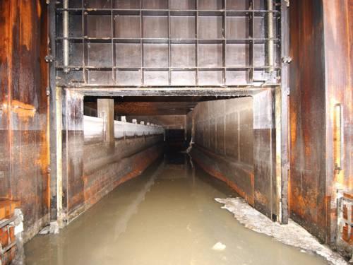 Mischwasserüberlauf