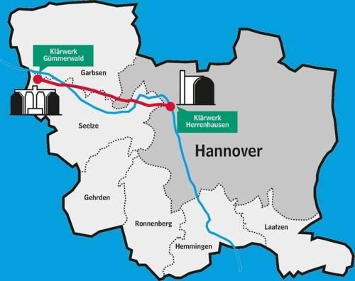 Klärwerksverbund Hannover