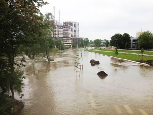 Hochwasser in Hannover