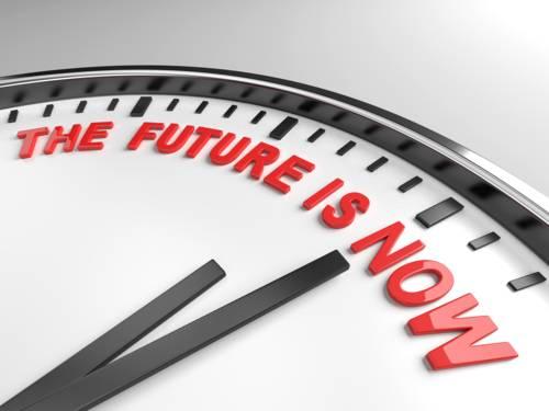 Die Zukunft beginnt schon heute