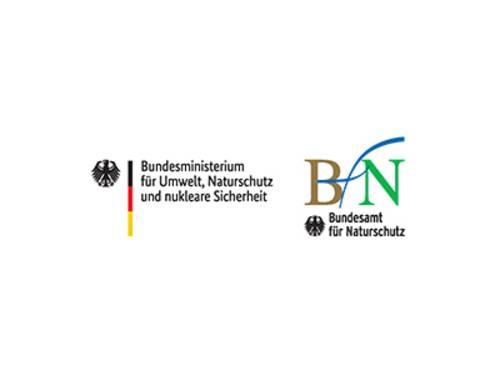 Logo des Bundesamtes für Naturschutz.