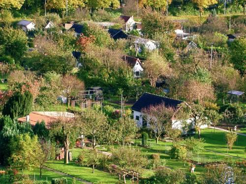Kleingarten Garten Geniessen Naherholung Kultur Freizeit