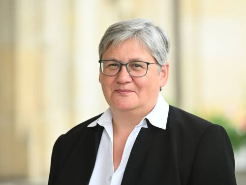 First City Councillor and City of Hannover Director of Economic and Environmental Affairs: Sabine Tegtmeyer-Dette