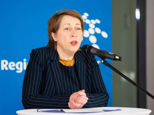 Petra Mundt, Gleichstellungsbeauftragte der Region Hannover, nimmt Stellung zur aktuellen Lage der Frauen, die sich durch die Corona-Krise weiter verschlechtert hat.