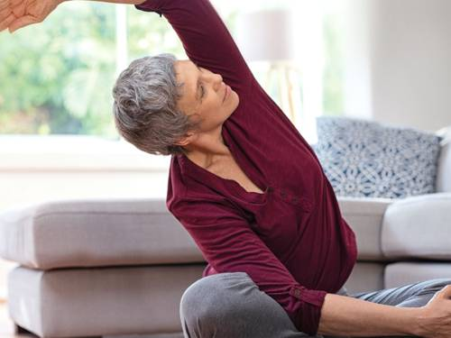 Sport und Bewegung tun in jedem Alter gut.