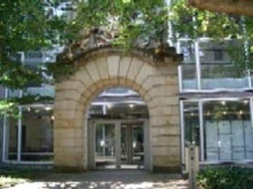 Eingang zur Bauverwaltung