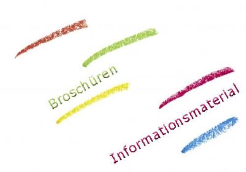 Informationsmaterial und Broschüren