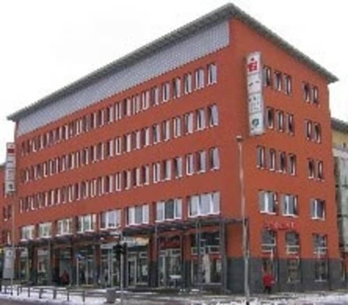Außenansicht des Rechnungsprüfungsamtes in der Wülferoder Straße