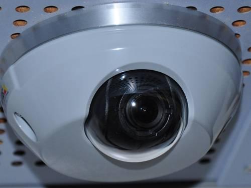 Ein Videokamera