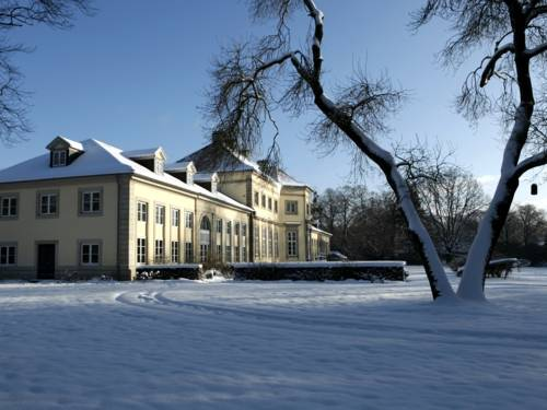 Das Museum Wilhelm Busch im Schnee