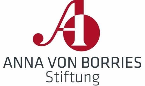 Logo mit einem großen A und der Schrift Anna von Borries Stiftung