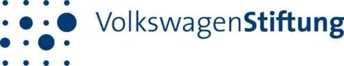 Logo mit der Schrift Volkswagenstiftung