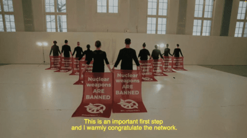 """Tanzvideo """"Hope is a Decision"""" - Eine Choreographie der Stadt Trier"""