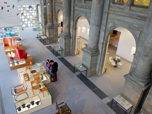 Große Halle im Museum August Kestner.