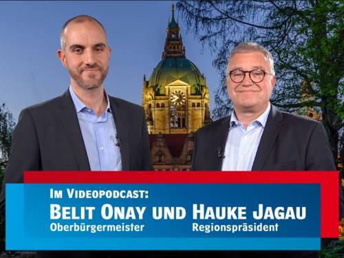 Podcast OB Onay + RP Jagau zum Jahreswechsel 2019/2020