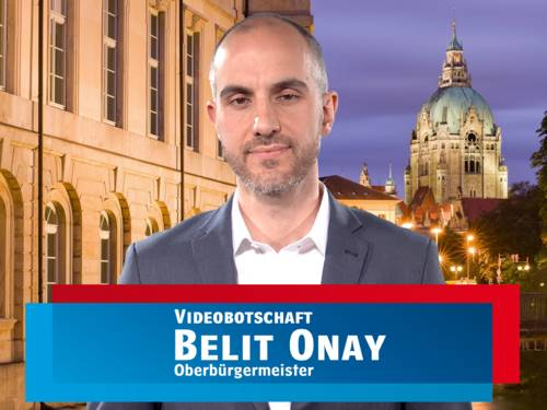 OB Onay Ansprache zum 1. Mai 2020