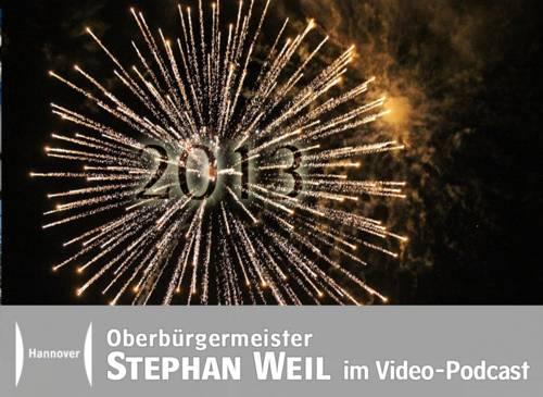 Neujahrsgrüße 2012/13