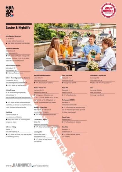 Gastro & Nightlife