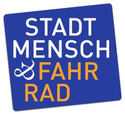 Logo StadtMensch&FahrRad