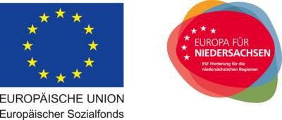 Logo ESF-Förderung