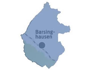 Gebiet der Gemeinde Barsinghausen