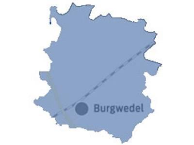 Gebiet der Gemeinde Burgwedel