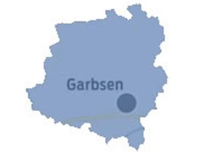 Gebiet der Gemeinde Garbsen