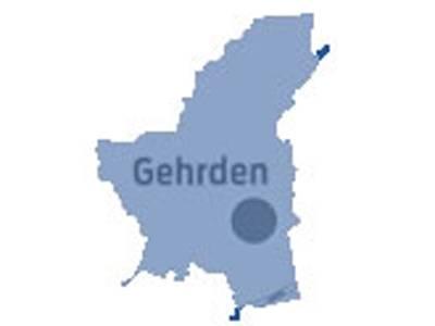 Gebiet der Gemeinde Gehrden