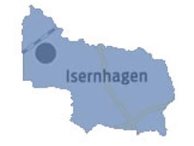 Gebiet der Gemeinde Isernhagen