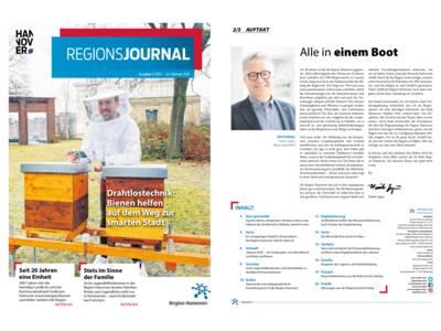 Vorschau auf RegionsJournal 1-2021