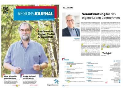 Vorschau auf RegionsJournal 2-2020