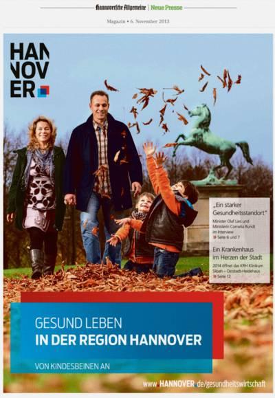 Gesund Leben in der Region Hannover