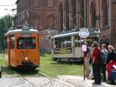 Straßenbahnmuseum in Sehnde