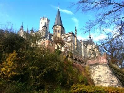 Verpflegungsstützpunkt Schloss Marienburg
