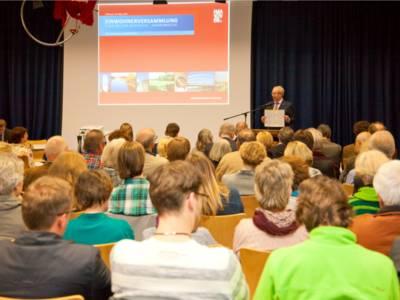 Einwohnerversammlung Bothfeld-Vahrenheide am 29. März 2017.