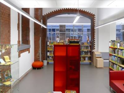 Jugendbibliothek und Stadtbibliothek List
