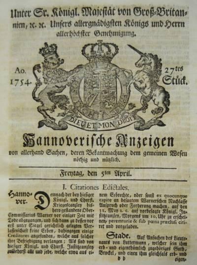 Hanoverscher Anzeiger