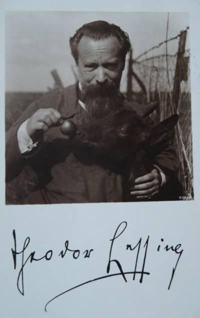 Theodor Lessing (1872-1933)