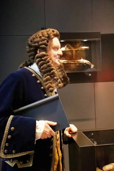 Leibniz Fontänenausstellung
