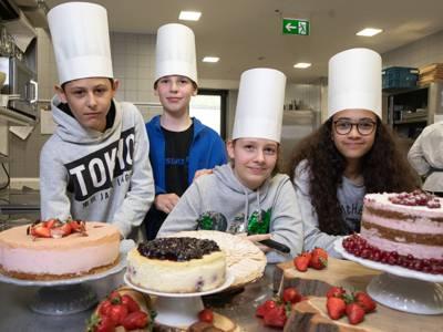 Workshop in der Schlossküche