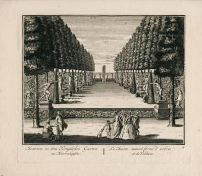 Bühne um 1735